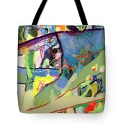 Self-renewal 15v Tote Bag