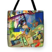 Self-renewal 15w Tote Bag