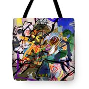 Self-renewal 16k Tote Bag