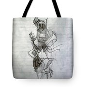 Self-renewal 23 Tote Bag
