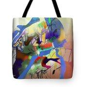 Self-renewal  9g Tote Bag