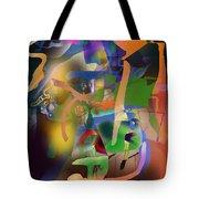 Self-renewal  9h Tote Bag
