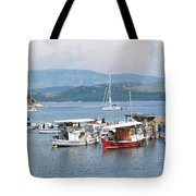 Agios Stefanos Tote Bag