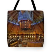 Agnes Flanagan Chapel Tote Bag