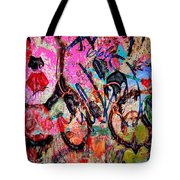 Agression And All  Tote Bag