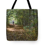 Ahead Of The Pack Tote Bag
