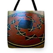 Ahwahnee Hotel Floor Medallion Tote Bag