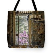 Ahwahnee Hotel--main Dining Room Tote Bag