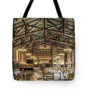 Ahwahnee Dining Room Tote Bag