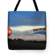 Aint No Stoppin Tote Bag