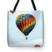 Air Balloons  0251 Tote Bag