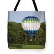 Air Balloons  0458 Tote Bag