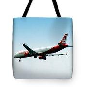 Air Berlin Tote Bag