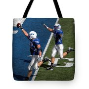 Air Force Touchdown Tote Bag