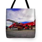 Air Greenland Tote Bag