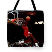 Air Jordan Reverse Slam Tote Bag