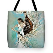 Air Tote Bag by Karina Llergo