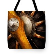 Air - Pilot - You Got Props Tote Bag by Mike Savad