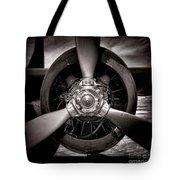 Air Power Tote Bag