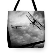 Air Pursuit Tote Bag