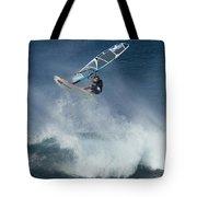 Airborn In Hawaii Tote Bag
