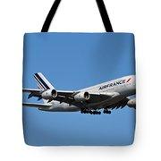 Airbus A80 Tote Bag