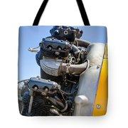 Aircraft Engine 3 Tote Bag