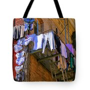 Airing Out The Drawers By Diana Sainz Tote Bag