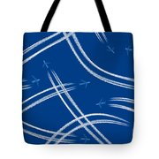 Airliners Gone Wild Tote Bag