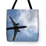 Airplane IIi Tote Bag