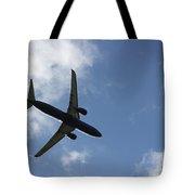Airplane Iv Tote Bag