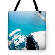 Power And Beauty Tote Bag