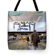 Airport Dreadmill Tote Bag
