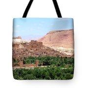 Ait Ben Haddou 2 Tote Bag