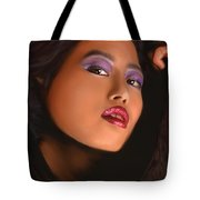 Aiya Tote Bag