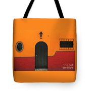 Ajijic Door No.4 Tote Bag