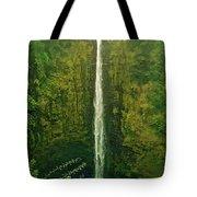 'akaka Falls Tote Bag