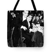 Al Jolson (1886-1950) Tote Bag