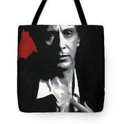 Al Pacino  Tote Bag by Luis Ludzska