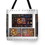 Al Scarface Capone's Cell Tote Bag