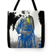 Al Seiber Chief Scout Indian Wars No Date 2013 Tote Bag