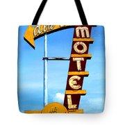 Ala Cozy Motel Tote Bag