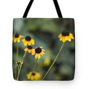 Alabama Black Eyed Susan Wildflowers Tote Bag