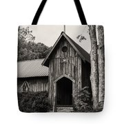 Alabama Country Church 3 Tote Bag