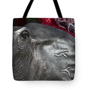 Alabama Crimson Tide Football Mascot Tote Bag