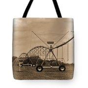 Alabama Irrigation System Vignette Tote Bag