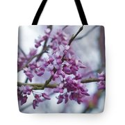 Alabama Redbuds Tote Bag