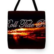 Alabama - Roll Tide Tote Bag