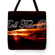 Alabama - Roll Tide Tote Bag