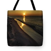 Alabama Sea Cliffs Tote Bag